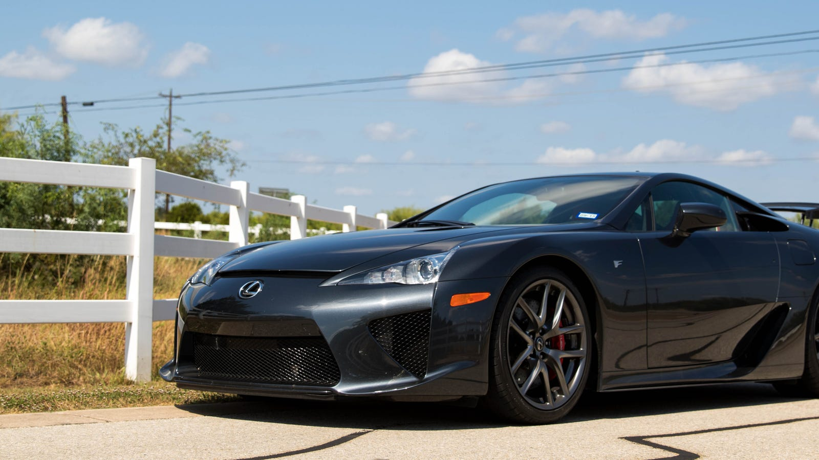 the lexus lfa is the most misunderstood modern supercar