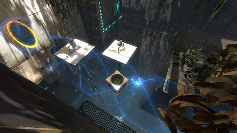 Illustration for article titled Free Portal 2 Content Brings New Test Chambers and Challenge Modes This Summer