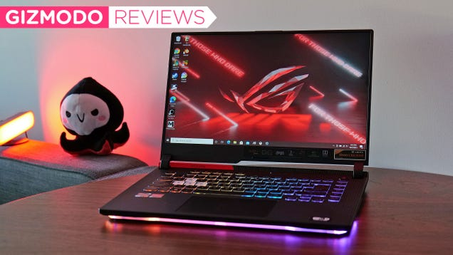 The Asus ROG Strix G15 Packs a Punch With AMD s Impressive New Graphics Card