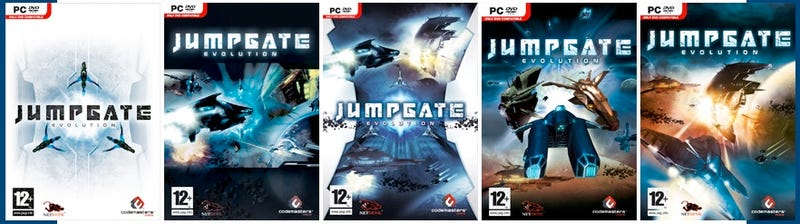 Illustration for article titled Is This Your Jumpgate Evolution Box Art?