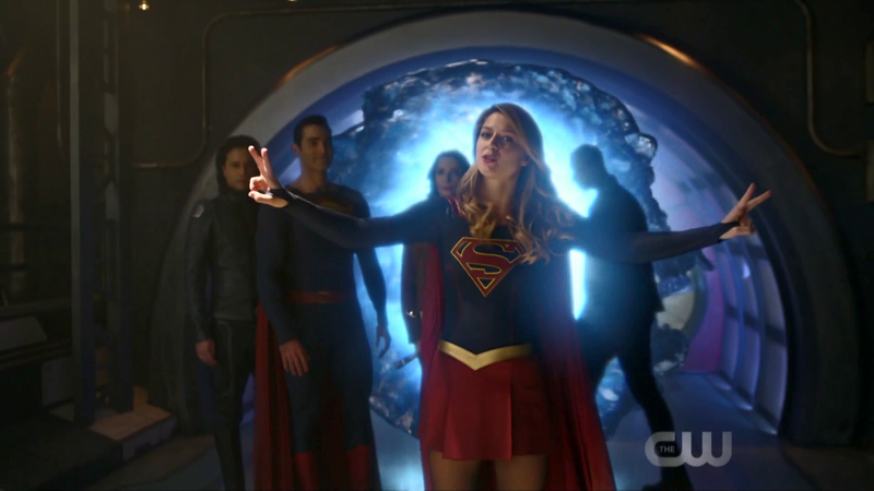 io9 Roundtable: Blog Worlds Collide as We Break Down the Elseworlds Finale