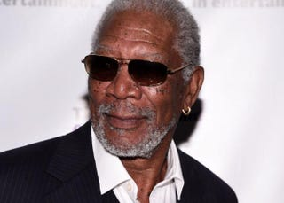 Morgan Freeman has played the president so many times, why not give him a real shot?Ilya S. Savenok/Getty Images