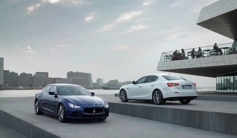 Illustration for article titled The 2014 Maserati Ghibli Is Not The Italian Rustbucket Of Years Past