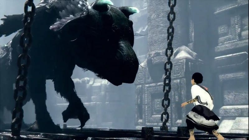 Illustration for article titled The Last Guardian Is Actually Coming Out On October 25