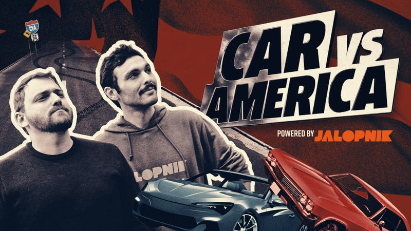 """Car vs. America,"" A New Docu-Travel Series Hosted by Jalopnik Editors Michael Ballaban and Raphael Orlove, Premieres October 18 — Marking First TV Series From Gizmodo Media Group"