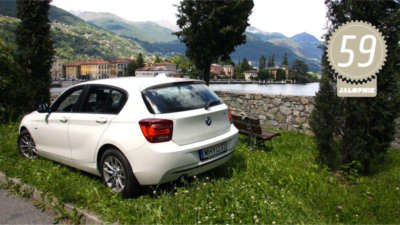 Illustration for article titled BMW 116i Hatchback: The Jalopnik European Review