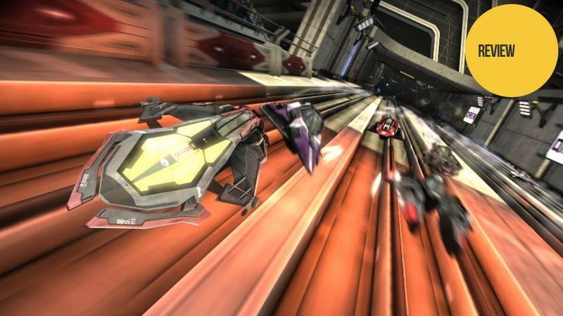 Illustration for article titled WipEout 2048: The Kotaku Review