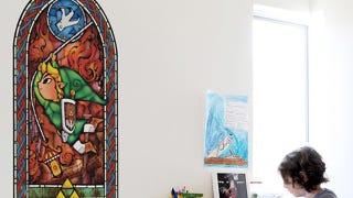 Illustration for article titled Transform Your Room Into Zelda's Hyrule Castle