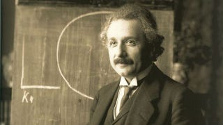 Illustration for article titled Do yourself a favor and read Einstein's paper on special relativity