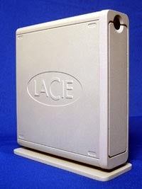 Illustration for article titled LaCie Dual Format External Drive