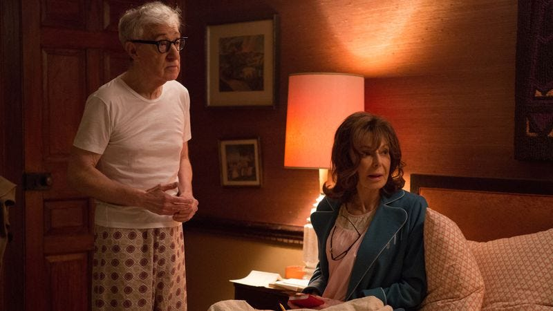 Woody Allen and Elaine May (Photo: Amazon Prime Video)