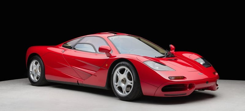 this mclaren f1 sold for $10.5 million