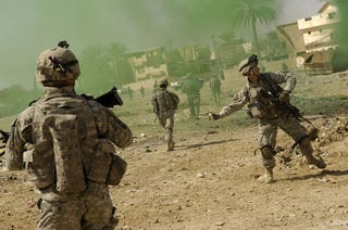 Illustration for article titled Ain't No Country Like the One We Got: Obama Not Seeking Iraqi Territory