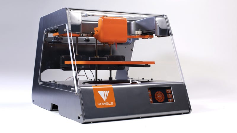 Illustration for article titled This $9K Machine Could Usher in the Era of 3D-Printed Electronics
