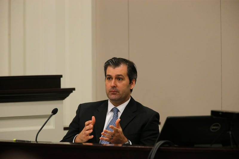 Michael Slager (Pool/Getty Images)