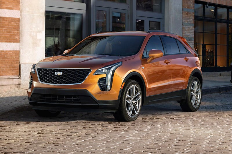 Illustration for article titled The 2019 Cadillac XT4 starts at $35,790