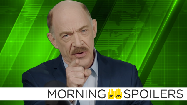J.K. Simmons Says He s Already Shot His Next J. Jonah Jameson Cameo