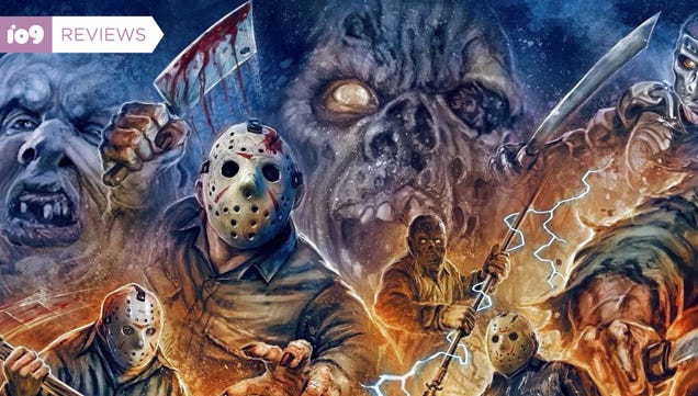 Let s Unmask the Epic New Friday the 13th Blu-ray Box Set