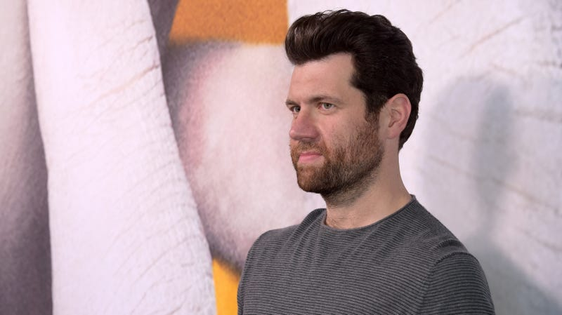 Illustration for article titled Billy Eichner to get loud, horny in romantic comedy from Judd Apatow