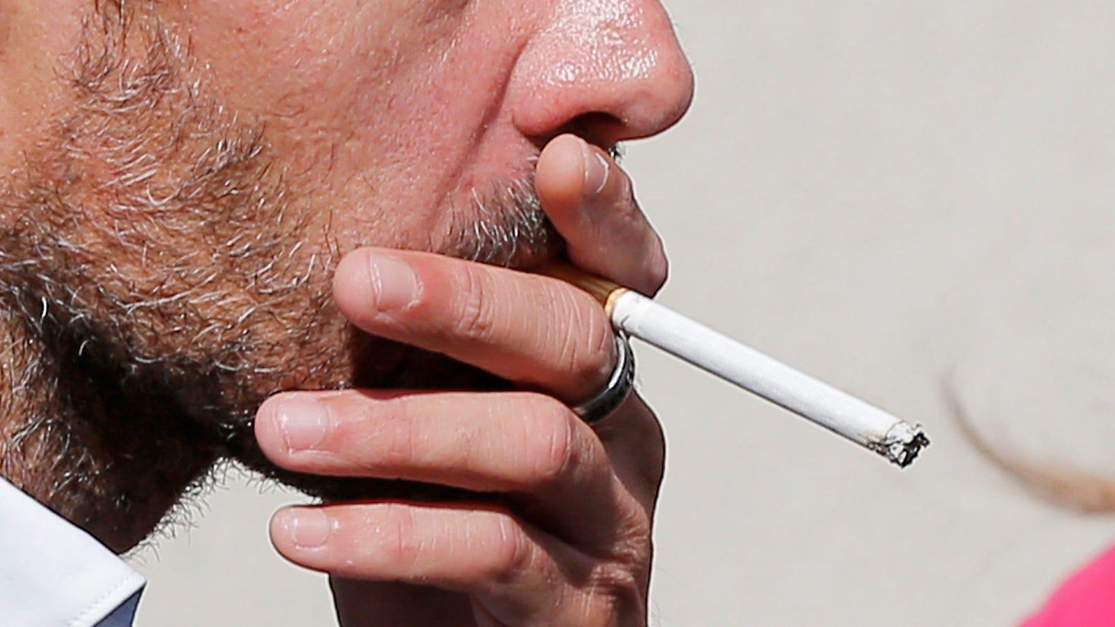 Así es como fumar cigarrillos afecta las células de tu cuerpo