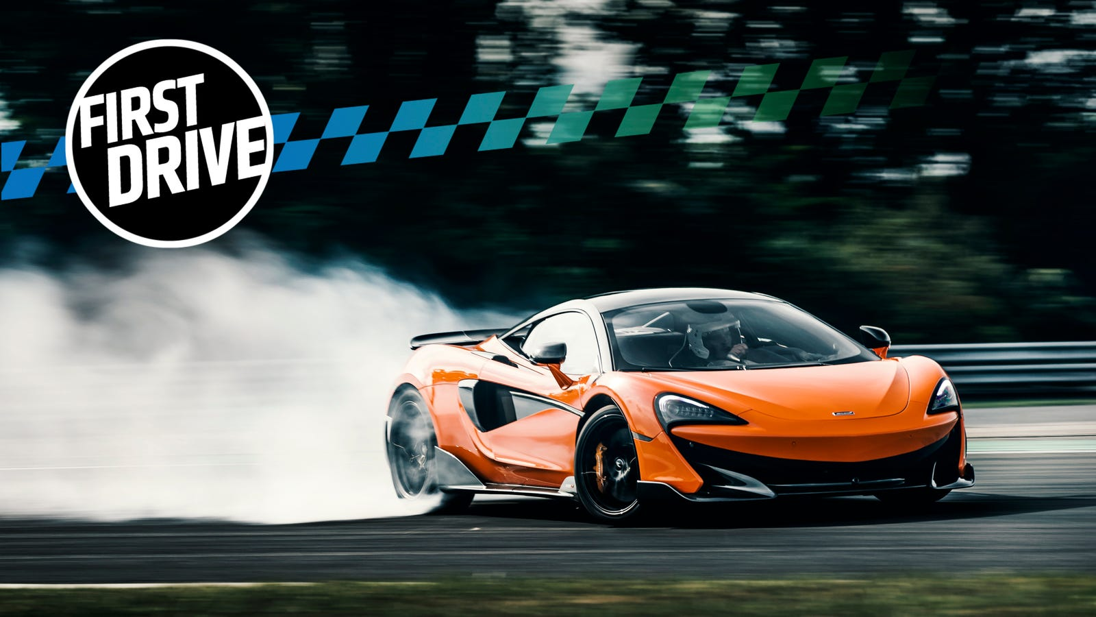 The 2019 McLaren 600LT Is the Flame-Spitting Mad Max Version