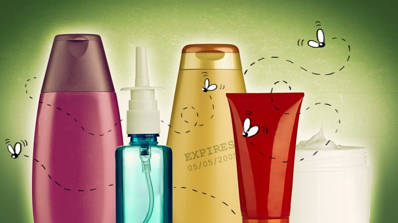 ​Do Skin Care Products and Toiletries Ever Expire?
