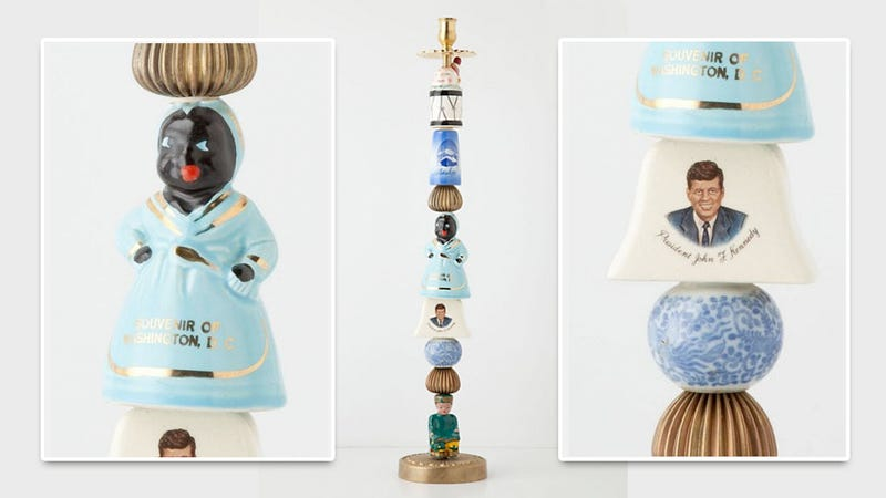Illustration for article titled Anthropologie's $400 Racist Candlestick No Longer For Sale