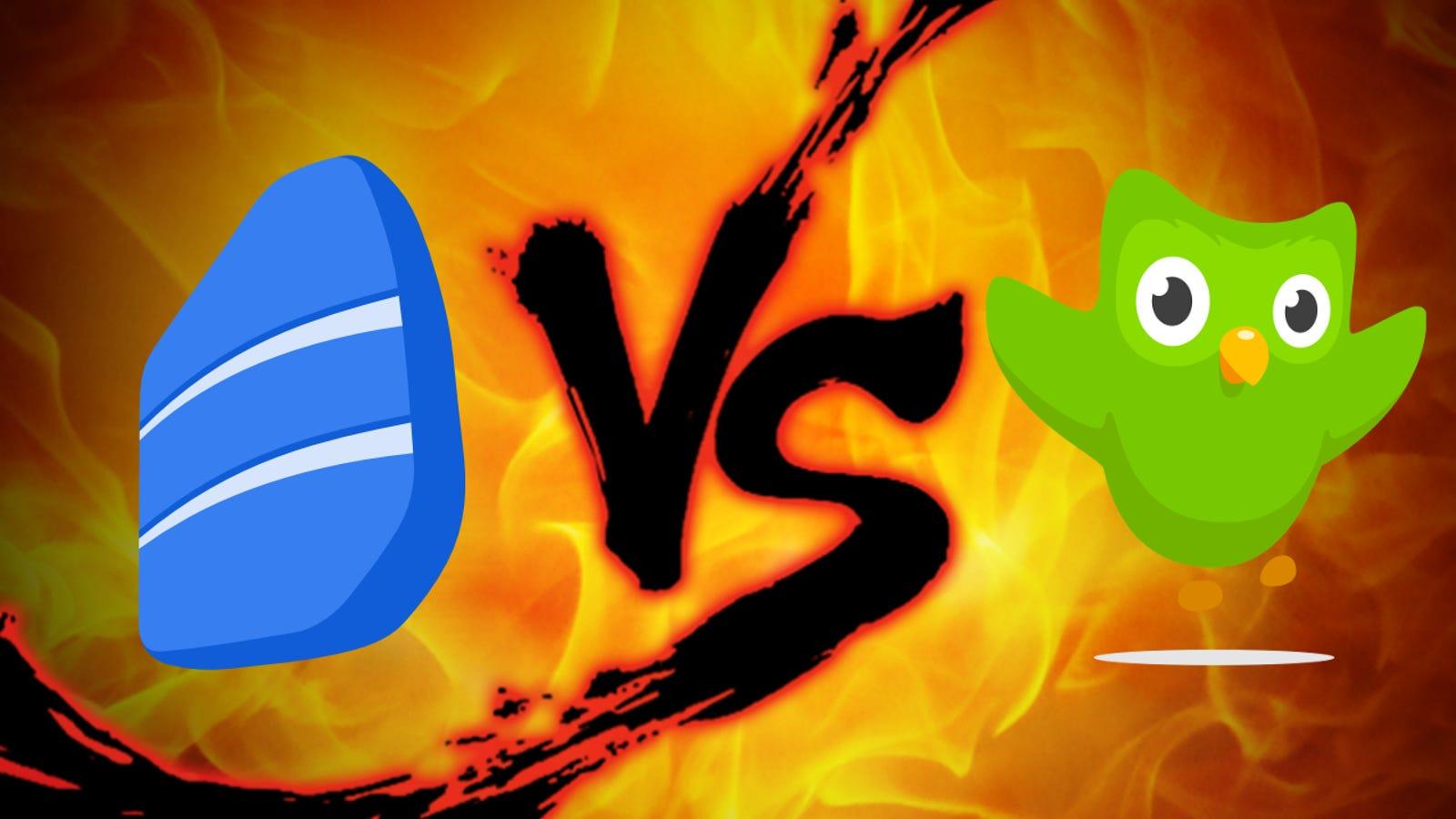 Language Learning Showdown: Rosetta Stone vs  Duolingo