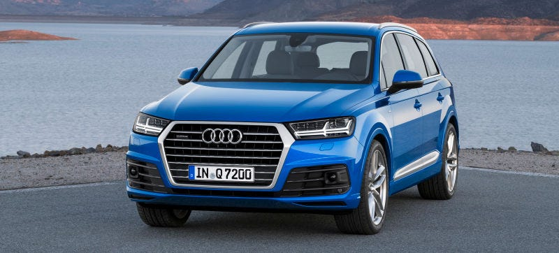 Illustration for article titled The 2017 Audi Q7 Quattro Will Start At $55,750