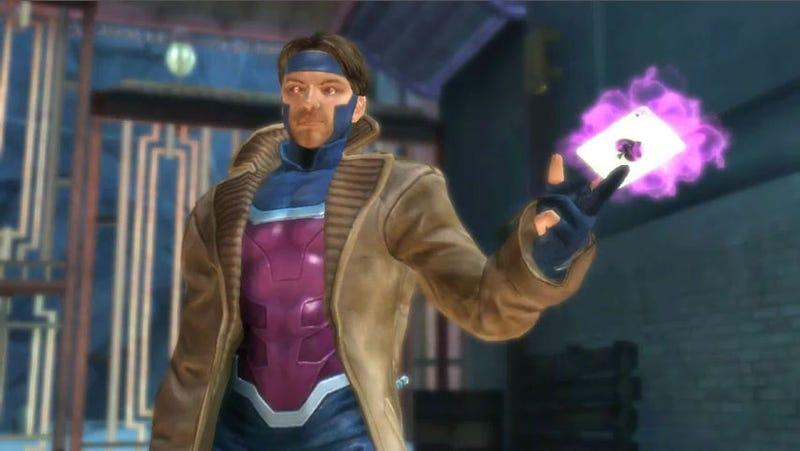 Illustration for article titled X-Men Destiny Screen Shots