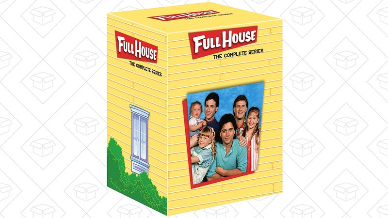 Full House [DVD], $50