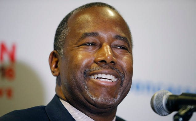 Ben Carson's Dispatches From Jordan: Syrian Refugees Love It Here