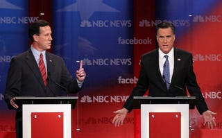 Illustration for article titled GOP Debate Double-Header: Top Moments