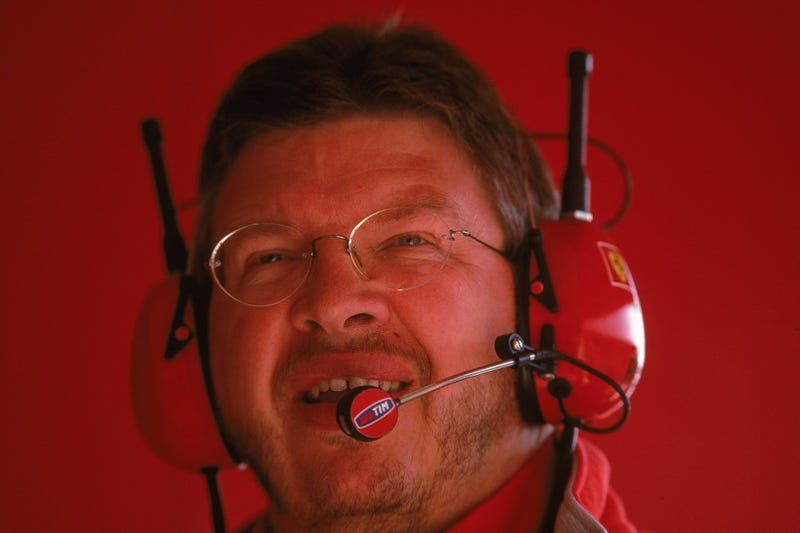 """Illustration for article titled Ross Brawn In 2001: """"The Last Thing You Want Is A Driver Whingeing In The Press."""""""