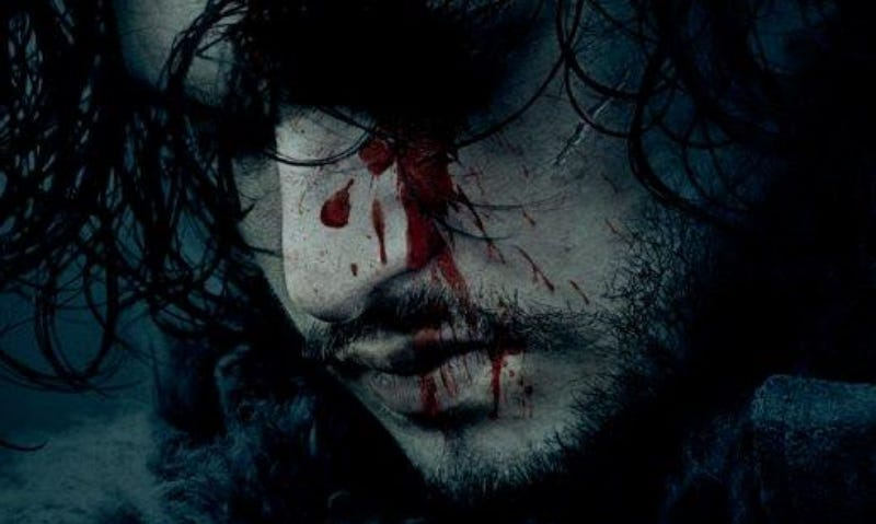 Illustration for article titled Kit Harington Is Not Done Trolling You About Game of Thrones Quite Yet