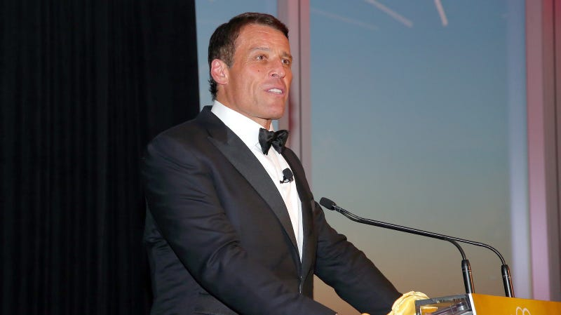 Shocking audio documents Tony Robbins telling a woman she was 'lying' about being abused by her husband