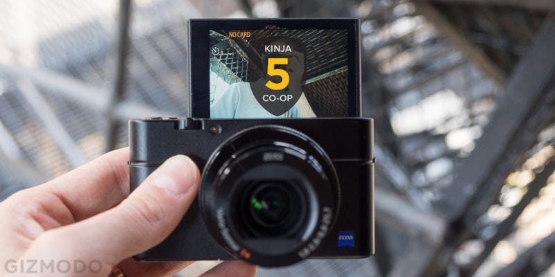 Five Best Point-and-Shoot Cameras