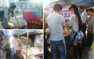 Illustration for article titled Game Programmer Quits Job To Sell Street Food, Doubles Salary