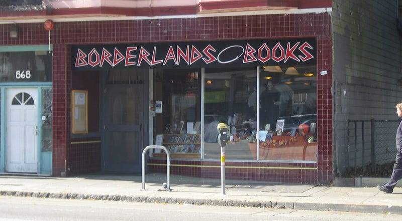 Illustration for article titled San Francisco's Science Fiction Bookstore, Borderlands, Plans To Close