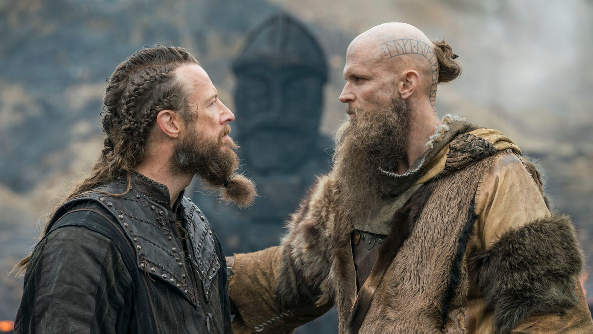 Vikings teases a big death, but shows a few promising signs