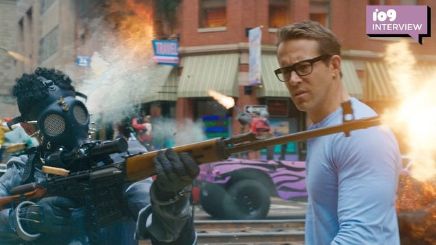 Free Guy s Director Explains Why Video Game Movies Are So Hard to Make
