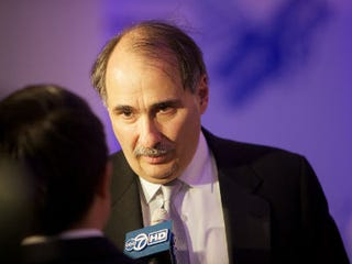 David Axelrod (Jeff Schear/Getty Images)