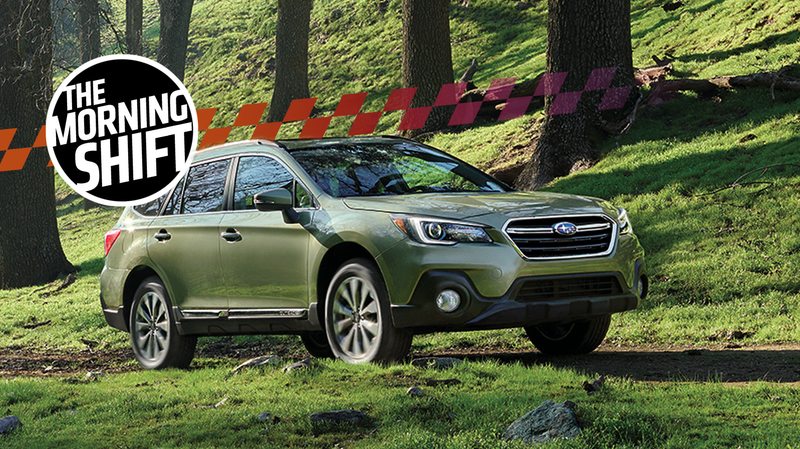 Even Subaru Had a Tough Year But It's Mounting a Comeback