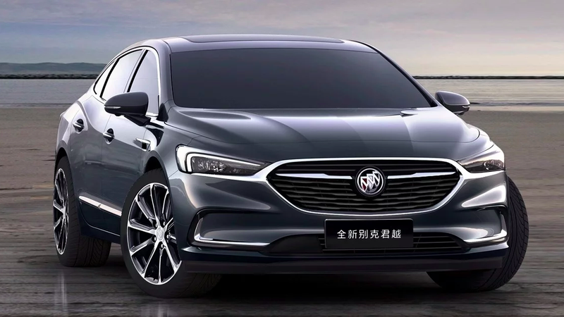 The 2020 Buick Lacrosse Is A Reminder That Buicks Don T Have To Look Bad
