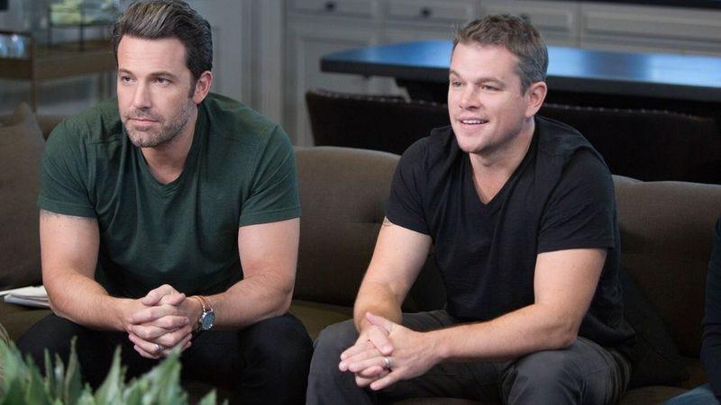 Ben Affleck, Matt Damon (HBO)