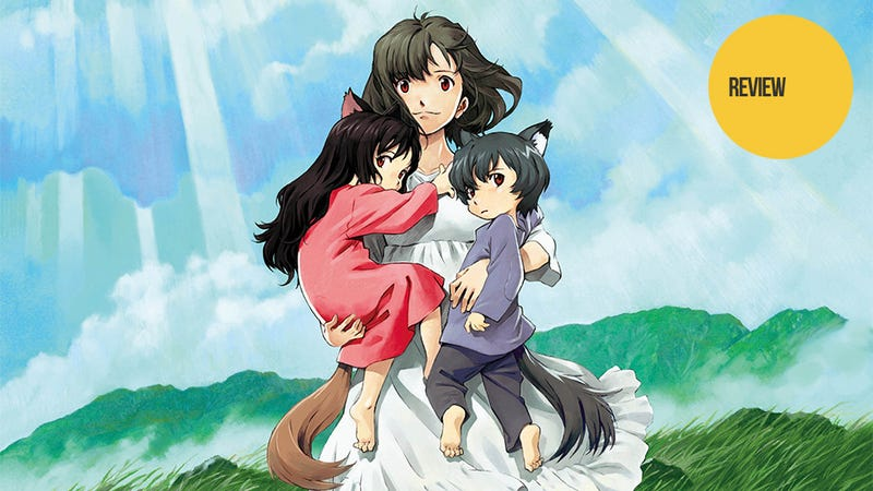the wolf children ame and yuki is the newest film from mamoru hosoda the acclaimed director of summer wars and the girl who leapt through time - Images For Children