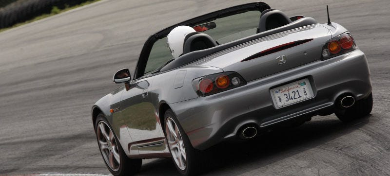 Illustration for article titled The Next Honda S2000 Will Either Be Powered By A Twin-Charged Motor Or Unicorn Farts