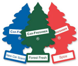 Illustration for article titled What's your favorite air freshener?
