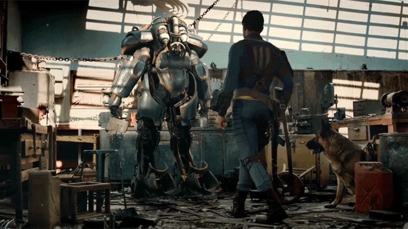 Illustration for article titled Loads Of Fallout 4 Gameplay Details Leak Early