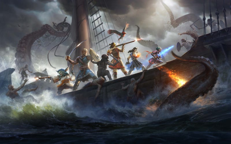 Illustration for article titled Obsidian Announces Pillars Of Eternity II